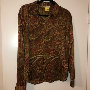 Pre LOVED Nine West Long Sleeves Shirt